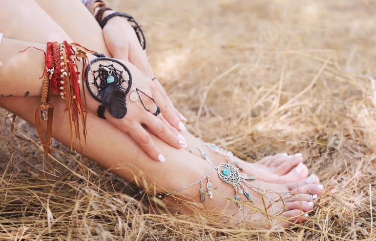 bracelets-on-a-woman