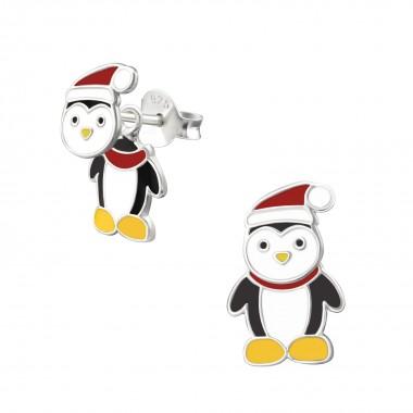 Penguin - 925 Sterling Silv...
