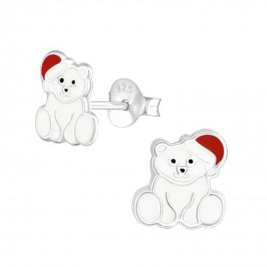 Polar Bear - 925 Sterling S...