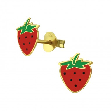 Strawberry - 925 Sterling S...