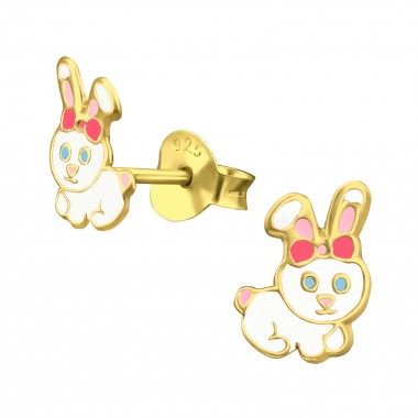 Rabbit - 925 Sterling Silve...
