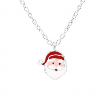 Santa Clause - 925 Sterling...
