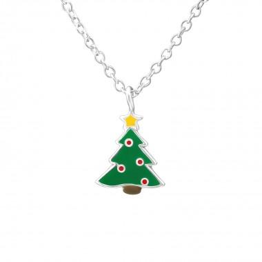 Christmas Tree - 925 Sterli...