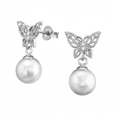 Butterfy Hanging Pearl - 92...