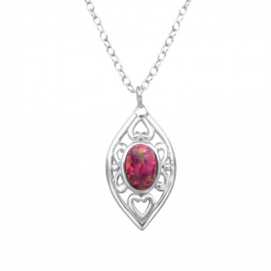 Marquise - 925 Sterling Sil...