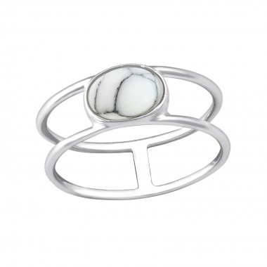 Oval - 925 Sterling Silver ...