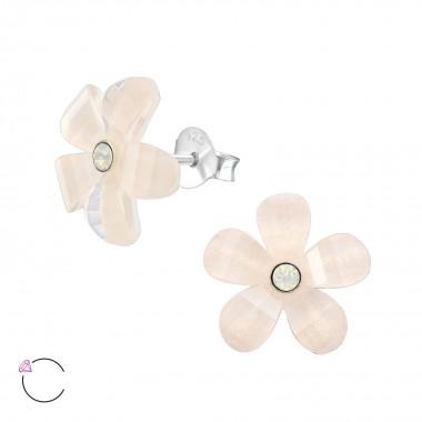Flower - 925 Sterling Silve...