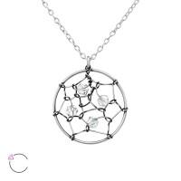 La Crystale Necklaces